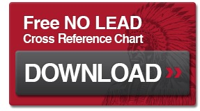 Download our No Lead cross reference product chart