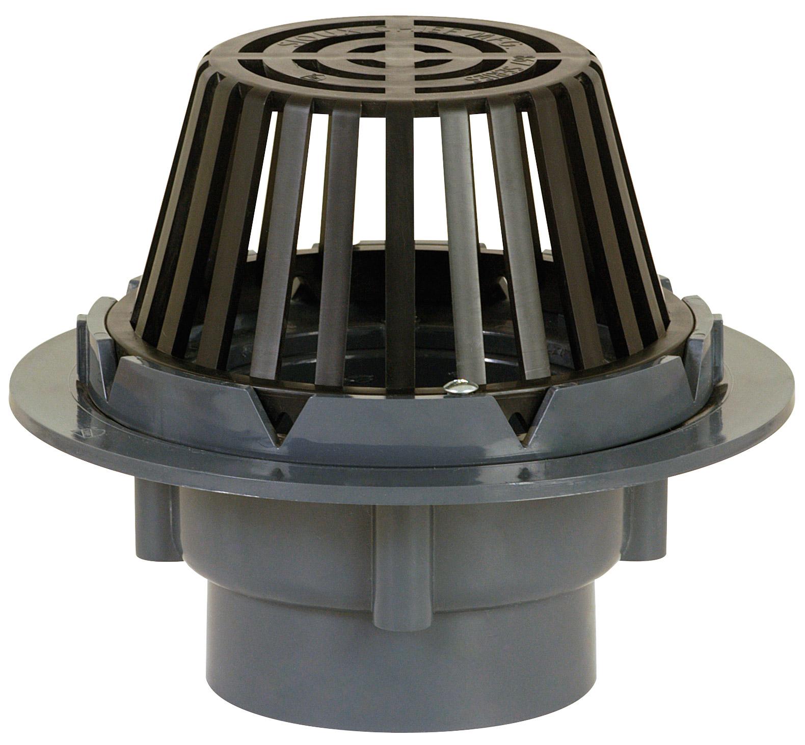 Wonderful 867 Series Solvent Weld Roof Drain